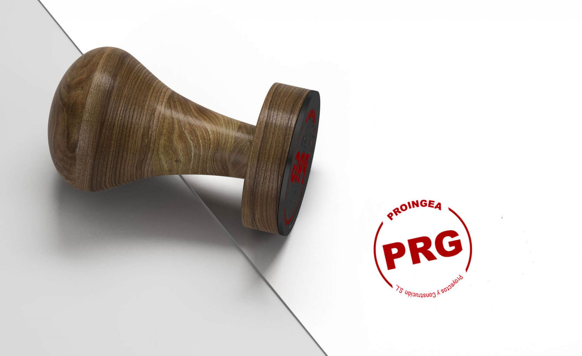 Merchandising sello portfolio diseño proingea