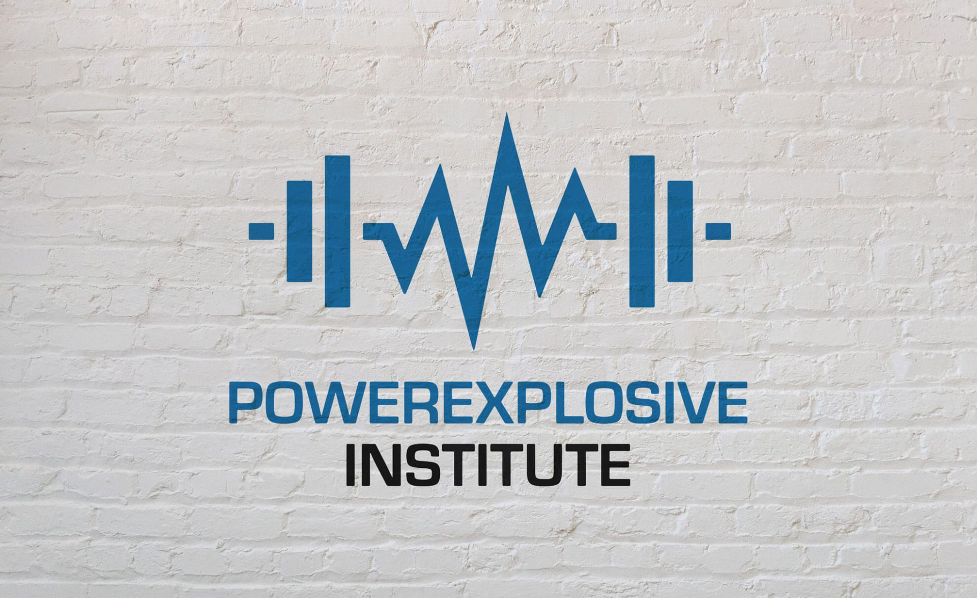 Vinilo porfolio diseño powerexplosive institute