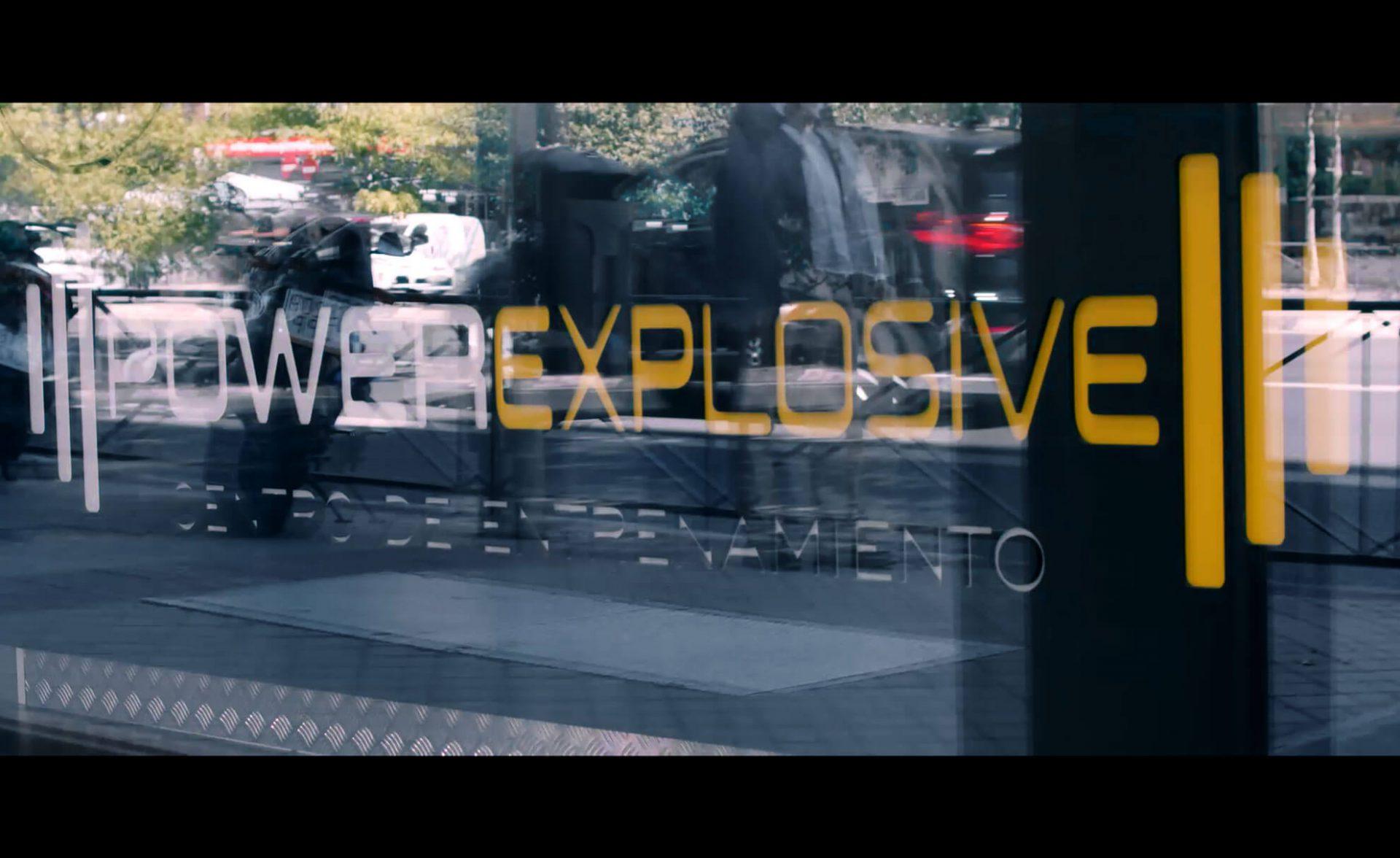 Grabación y edición de video portfolio audiovisuales powerexplosive